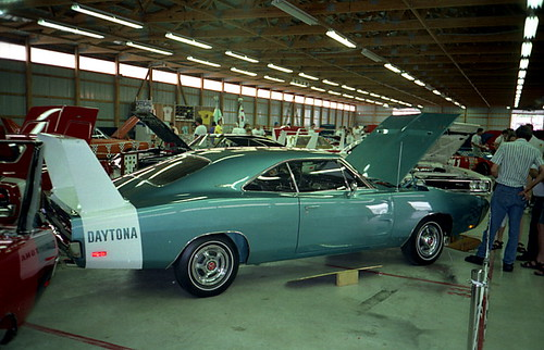 1969 Dodge Charger Daytona 1994 Was The 25th Anniversary