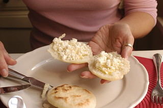 arepas - and some cheese | by shauna | glutenfreegirl
