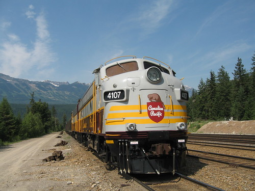 Loco, Royal Canadian Pacific | by Train Chartering & Private Rail Cars
