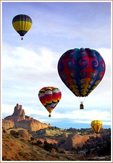 Red Rock Balloon Rally | by Marlong