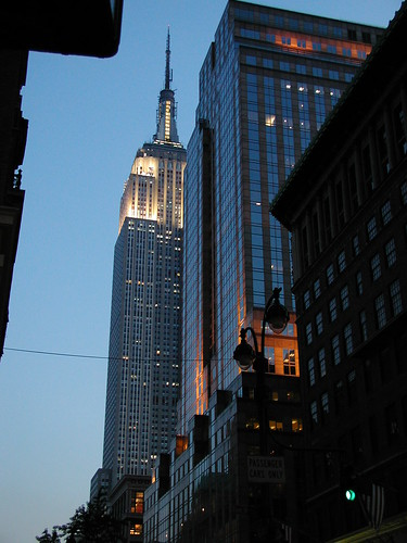 Empire State Building | by Sam Catanzaro