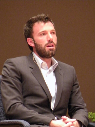 Ben Affleck discusses global poverty | by Talk Radio News Service