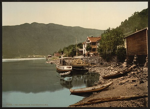 [Fagerstrand, Telemarken (i.e, Telemark), Norway] (LOC) | by The Library of Congress