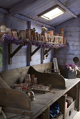 Potting Shed | by Pat Butler Photography
