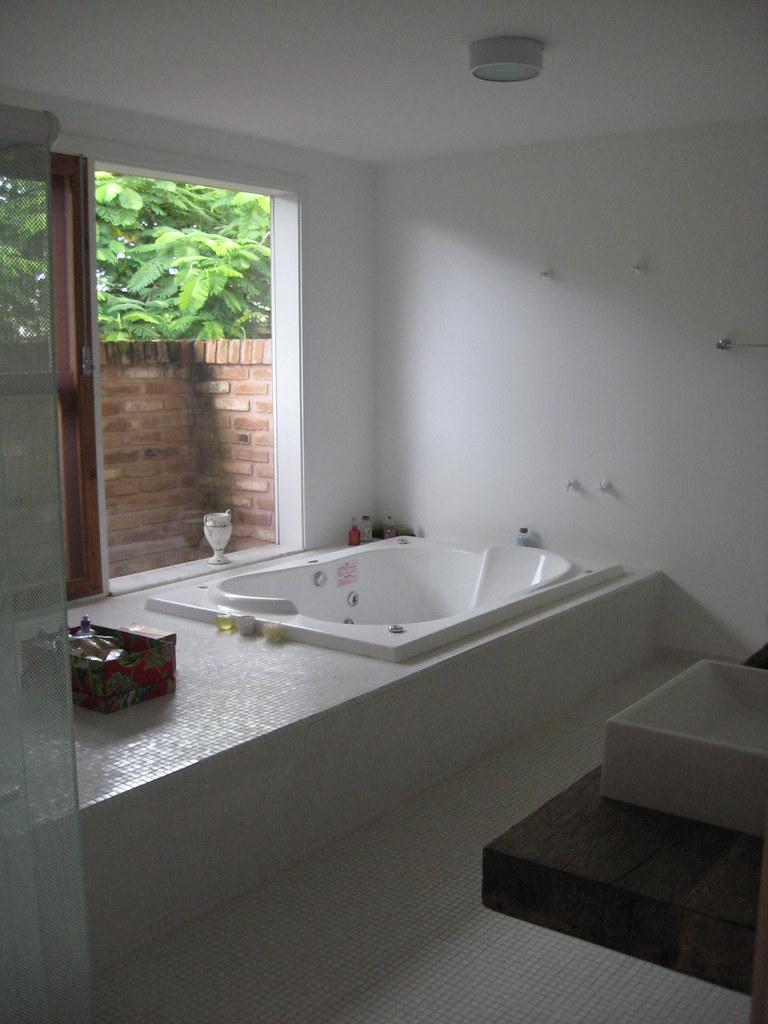 Visão Geral Banheiro Suíte Master Miriam Carminhato Flickr
