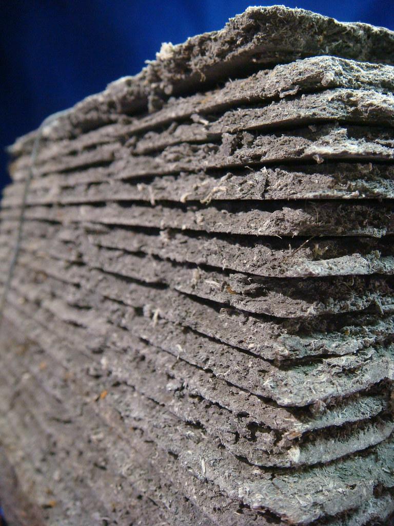 Superb ... Asbestos Shingles Rough Edges   By Asbestorama