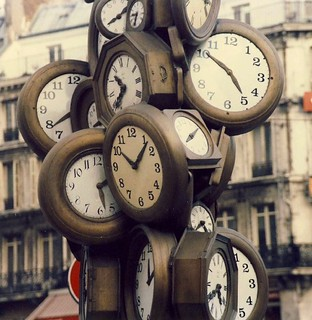 Paris Clocks | by nicksarebi