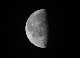 Moon - 20 Sep 08 | by Steve's Astrophotography