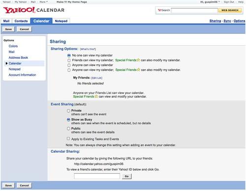 Calendar Typography Yahoo : Yahoo calendar design solutions