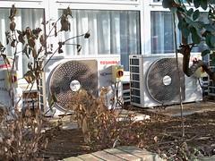 pompes à chaleur RDC hotel kyriad