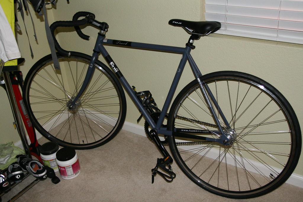 Fuji Track Bike | mysale51 | Flickr