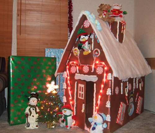 Gingerbread House Flickr