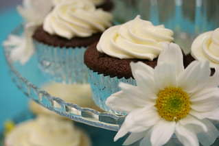 Chocolate Cupcakes with Cream Cheese Frosting | by Food Librarian