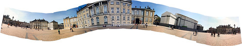 Amalienborg Palace-swerve | by Old Creeper