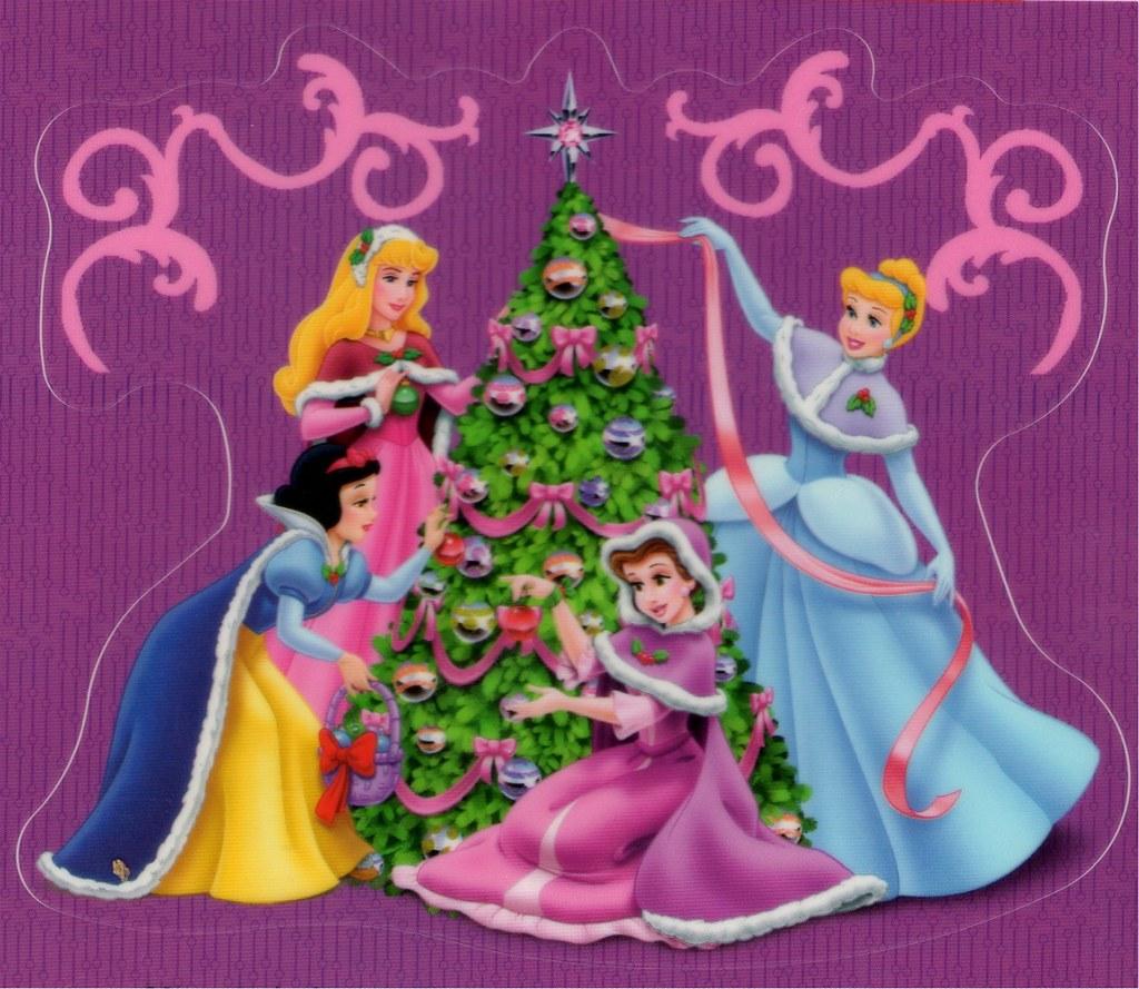princess christmas tree by starshyne09 princess christmas tree by starshyne09 - Princess Christmas