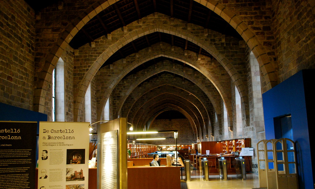 The library of Catalonia: Barcelona, The Literature paradise