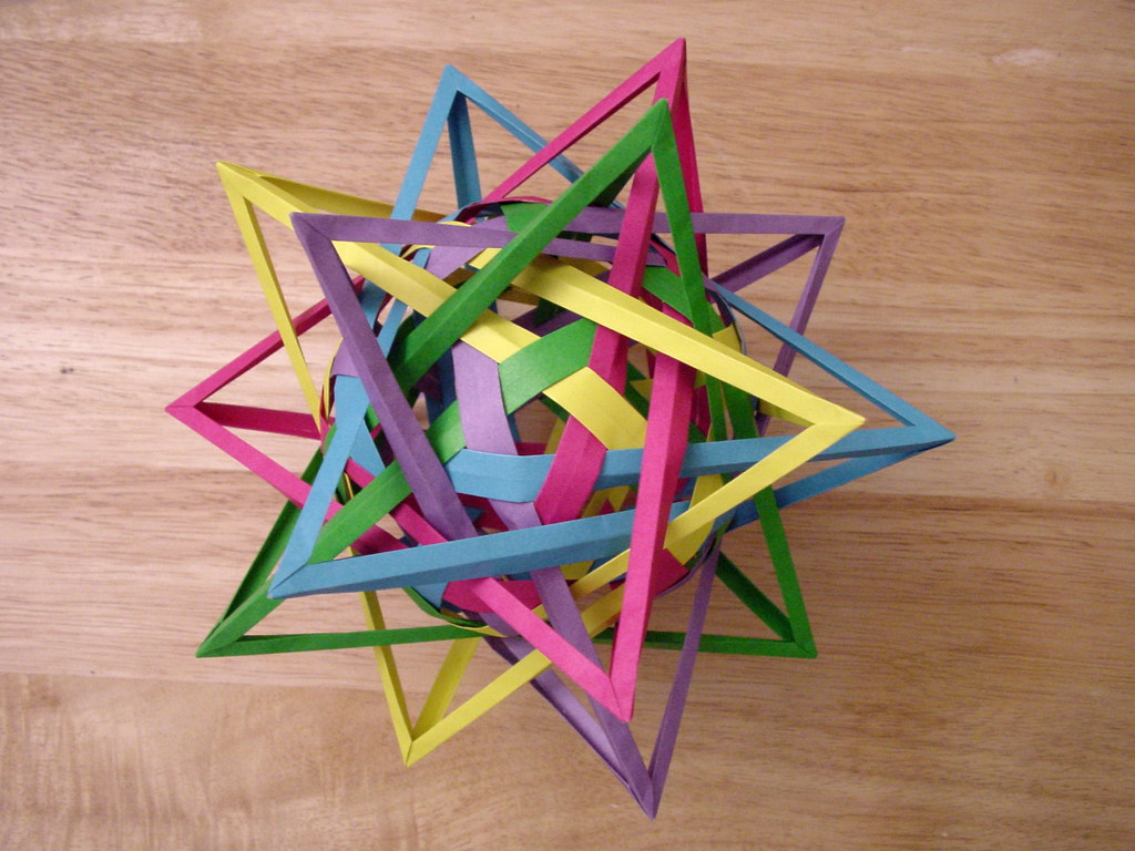 FIT Tangent Sphere 5 Fold Axis