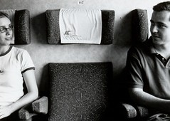 Fall in love in the train | by Pawel Sawicki