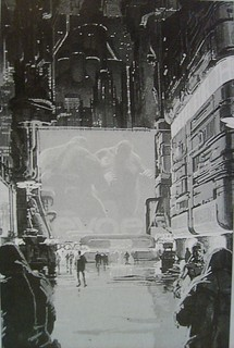 Blade Runner city concept art 3.jpg | by Paul B. Hartzog
