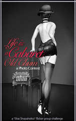Life is a Cabaret Contest | by Casa Del Shai