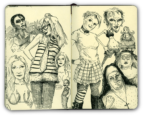 Sketch - Moleskine | by BRUNESKINE®