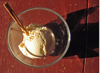 cinnamon ice cream | by Jess | Sweet Amandine