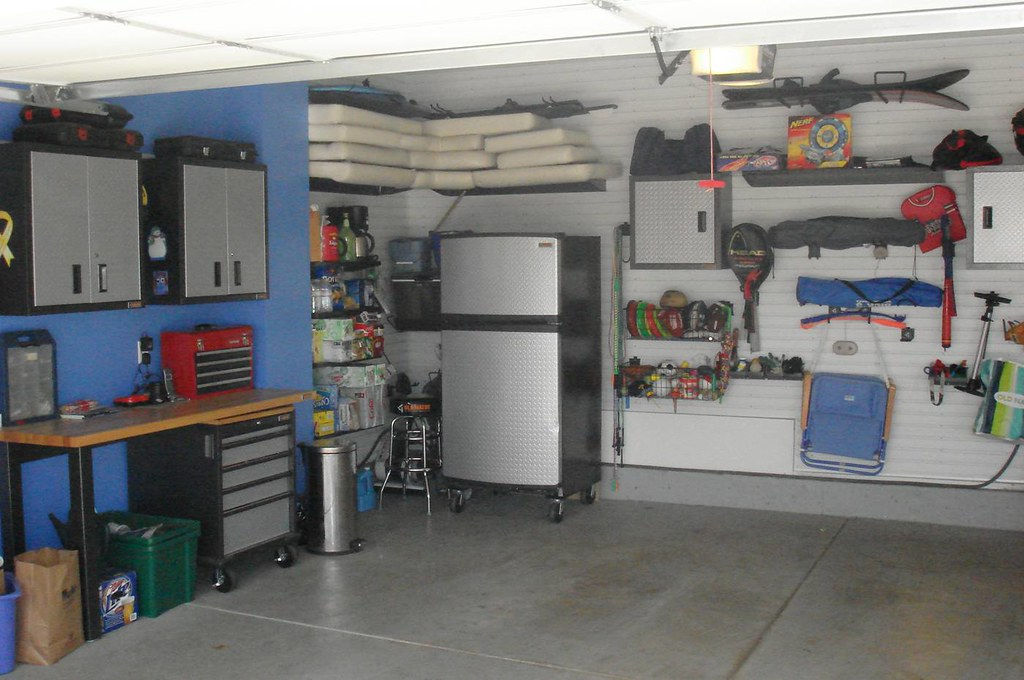 gladiator fan photo eric s gladiator garage with metal shelves by gladiator garageworks products gladiator - Gladiator Shelving