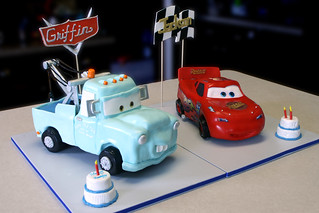 Cars - Combination Birthday Party | by marksl110