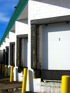 Loading Docks | by The Joy Of The Mundane