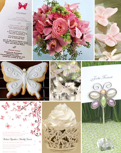 butterfly theme bridal showers and weddings by bestweddingsitescom