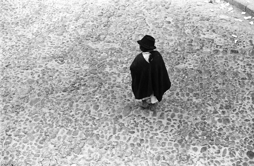 Child,  Otavalo, Ecuador, 1982 | by Marcelo  Montecino