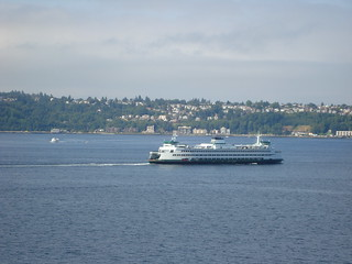 Seattle Ferryboat | by momomomo