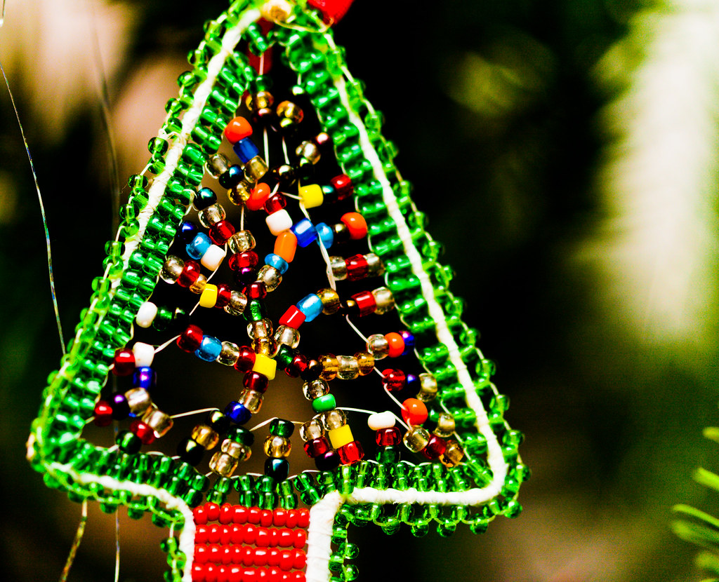 an african christmas tree by axel bhrmann - African Christmas