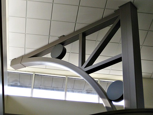 Metal Support Beam For Ceiling