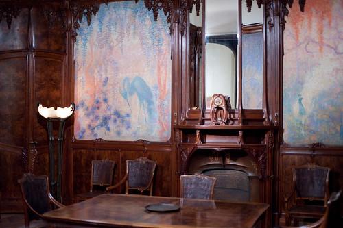 Wisteria dining room