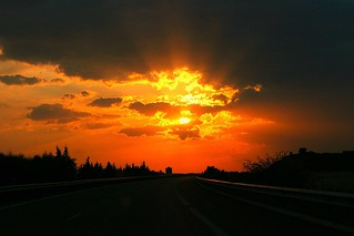 Atardecer en la carretera | by jafsegal (Thanks for the 3.5 million views)