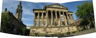 Sessions House & Harris Museum and Art Gallery | by George D Thompson