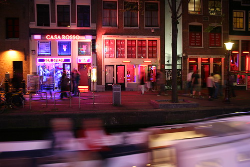 Red light district | by Cédric Puisney