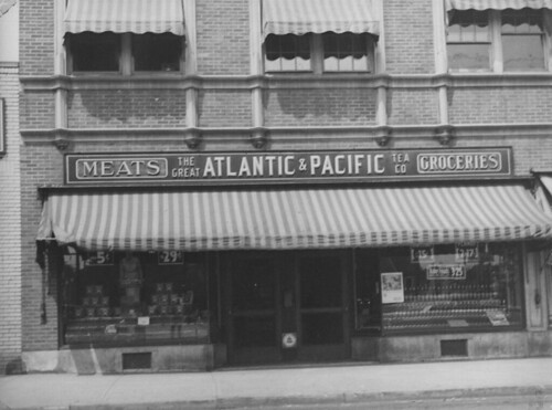 the great atlantic pacific tea The great atlantic & pacific tea co (a&p) has been a trusted source of high-quality foods since it began in 1859 the company has strived to grow and evolve in order.