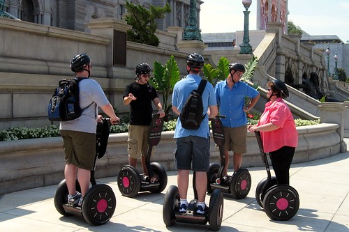 Segway Group | by runneralan2004