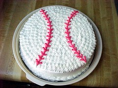 Baseball Birthday Cake Ideas