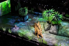 Walking With Dinosaurs At Staples Center | by Gary Rides Bikes