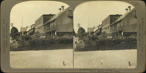 ster_w_00217 : Workingmens' homes, Kolding. | by Omaha Public Library