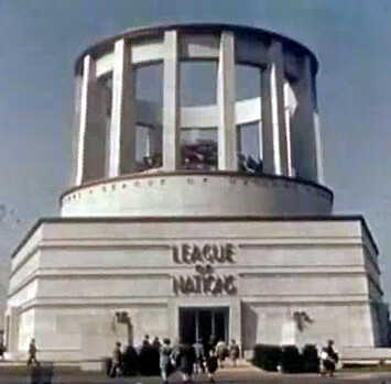 The World's Fair: 1939 -1940. League of Nations | by jasolo