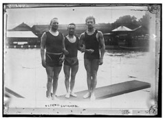Olympic swimmers  (LOC) | by The Library of Congress
