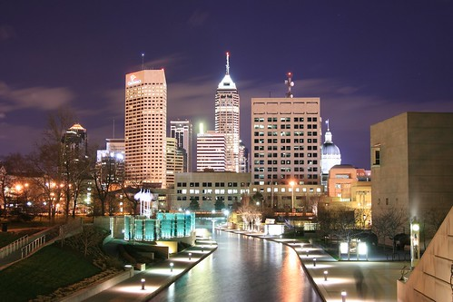 Indianapolis Skyline | by Damgaard_USA