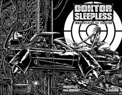 Doktor Sleepless #10 wrap cover | by Avatar Press