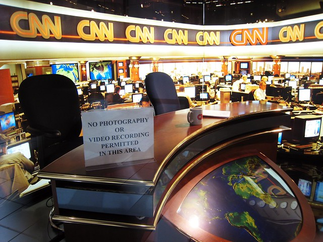 No Photography at CNN