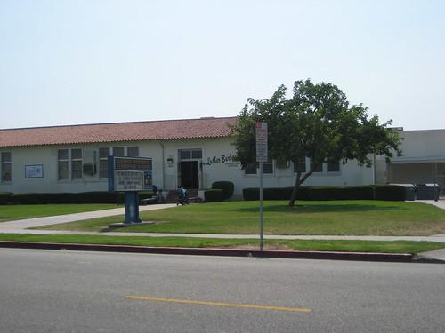 Luther Burbank Elementary School Long Beach
