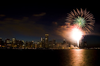 July 4th Fireworks (Chicago) | by TravISU